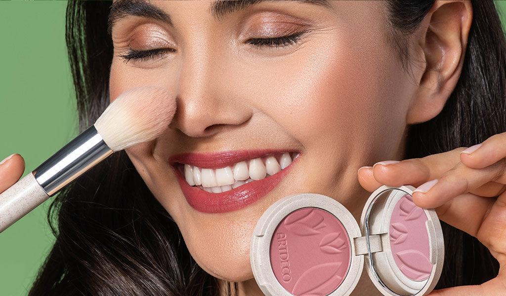 Naturnaher Silky Powder Blush | ARTDECO