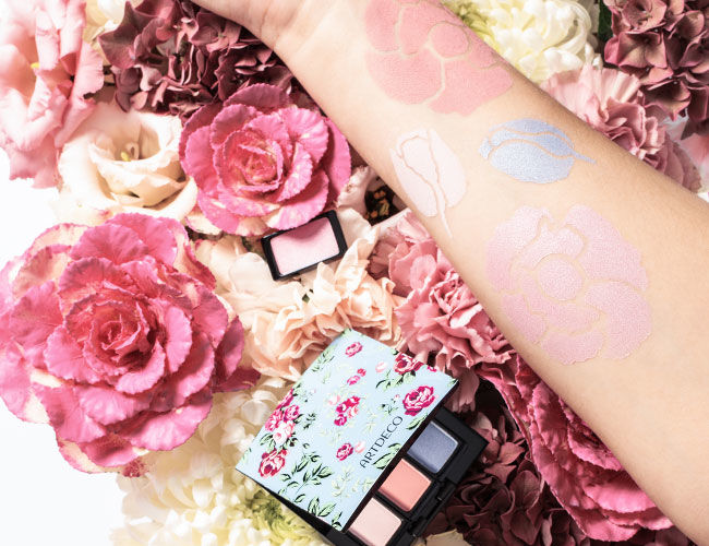Beauty Box Trio: edición limitada con diseño floral | ARTDECO