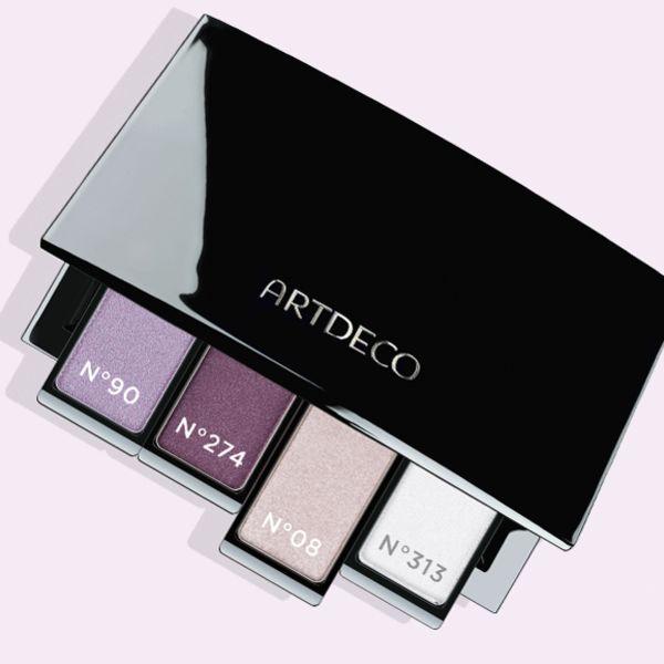 Alle Lidschatten-Produkte zum Frühlings Make-up in der Beauty Box von ARTDECO