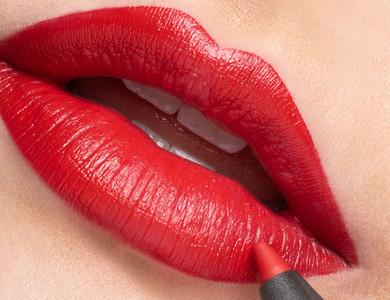 Rote Lippen Guide von ARTDECO