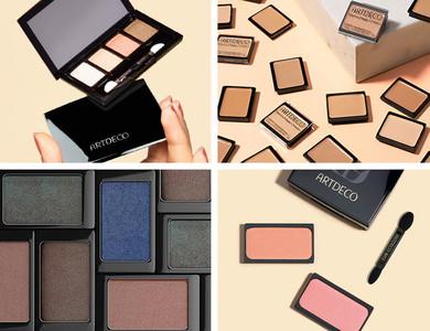 Produkte für die Beauty Box