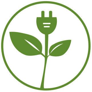 Un icono para las energías renovables