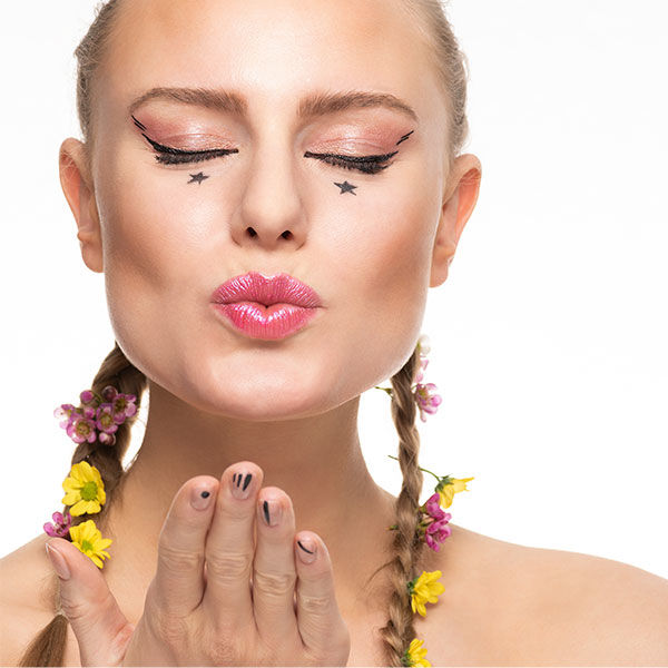 Alle Produkte für ein schönes Festival Make-up kaufen