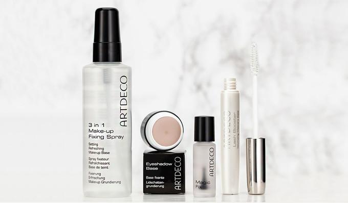 Hier geht's zum Schminktipp Long Lasting Make-up von ARTDECO