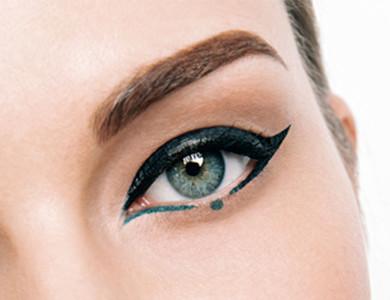 Eyeliner auftragen Schminktipp von ARTDECO