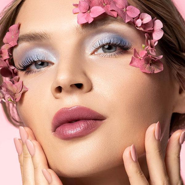 Look floral ARTDECO